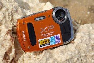 Fujifilm FinePix XP55 Manual - camera front face