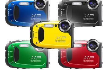 Fujifilm FinePix XP60 Manual - camera variant