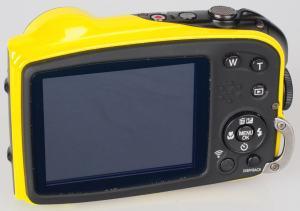 Fujifilm FinePix XP70 Manual - camera rear side