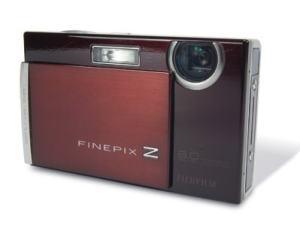 Fujifilm FinePix Z100FD Manual for Fuji's Portable Style Camera