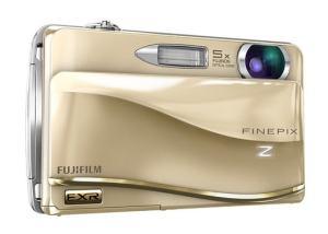 Fujifilm FinePix Z800EXR Manual - camera front face