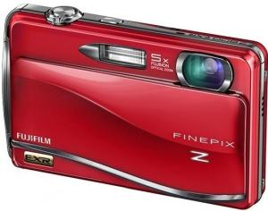 Fujifilm FinePix Z808EXR Manual - camera front face