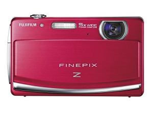 Fujifilm FinePix Z90 Manual - camera front face
