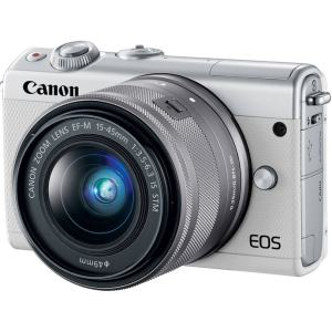 Inside of Canon EOS M100 Specs; A Compact Mirrorless Camera for Beginner