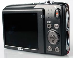 Nikon CoolPix S3100 Manual - rear side