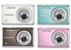 Olympus FE-4030 Manual - camera variant