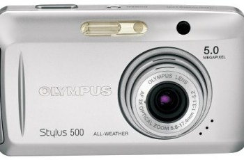 Olympus Stylus 500 Manual for Better Photos Camera with Super-Wide Screen