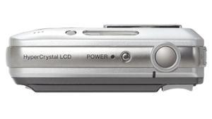 Olympus Stylus 800 Manual - camera side