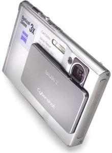 Sony DSC-T7 Manual - camera side