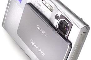 Sony DSC-T7 Manual - camera side
