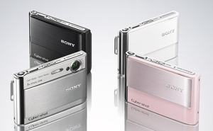 Sony DSC-T70 Manual - camera variants