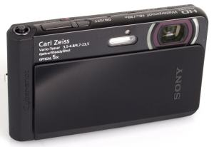 Sony DSC-TX30 Manual for Sony's Ultra Thin Rugged Camera