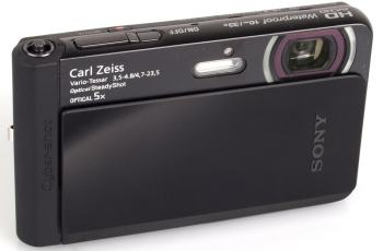 Sony DSC-TX30 Manual for Sony's Ultra Thin Rugged Camera