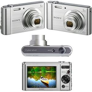 Sony DSC-W800 Manual - camera sides