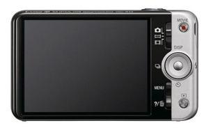 Sony DSC-WX9 Manual - camera rear side