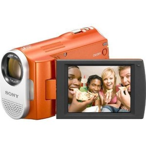 Sony MHS-CM1 Manual - camera flipped display