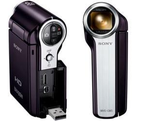 Sony MHS-CM5 Manual-look