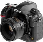 Nikon D850 Review; kit lens