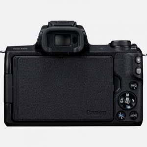 Canon EOS M50; Promising Canon's Mirrorless Camera with 4K Video
