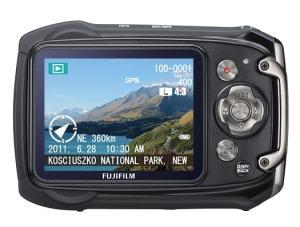 Fujifilm FinePix XP150 Manual - camera back side