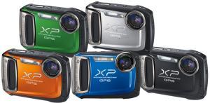 Fujifilm FinePix XP150 Manual-camera variants