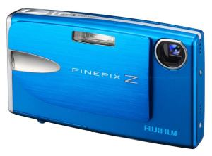 Fujifilm FinePix Z20FD Manual User Guide and Product Specification