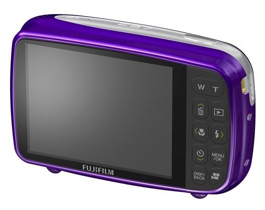 Fujifilm FinePix Z37 Manual - camera rear side