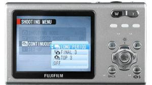 Fujifilm FinePix Z5fd Manual - camera rear side