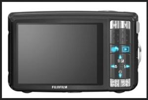 Fujifilm FinePix Z71 Manual - camera rear side