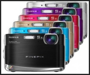 Fujifilm FinePix Z71 Manual - camera variants