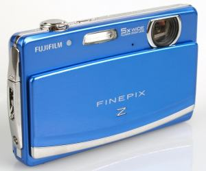 Fujifilm FinePix Z91 Manual - camera front face