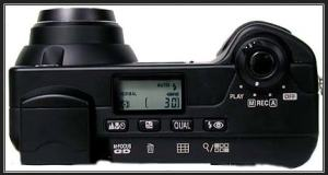 Nikon Coolpix 700 Manual - camera side