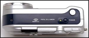 Sony DSC-P51 Manual - camera side