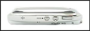 Sony DSC-T5 Manual - camera side