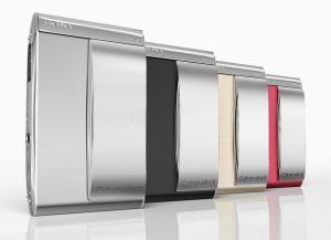 Sony DSC-T5 Manual - camera variants