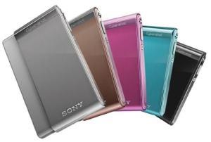 Sony DSC T90 Manual - camera variants