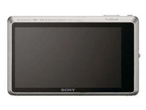 Sony DSC-TX100V Manual - Camera rear side