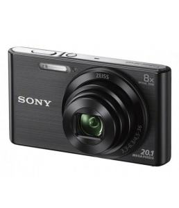 Sony DSC W-830 Manual - camera back side