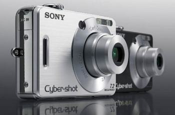 Sony DSC-W70 Manual User Guide and Product Specification