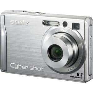 Sony DSC W90 Manual - camera front face