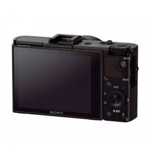Sony DSC-WX10 Manual - camera rear side
