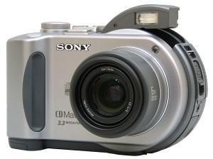 Sony MVC-CD200 Manual - camera face