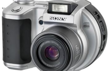 Sony MVC-CD250 Manual User Guide and Product Specification