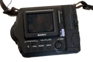 Sony MVC-FD200 Manual UCAMERA REAR