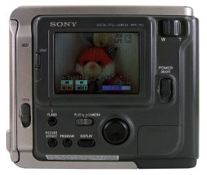 Sony MVC-FD7 Manual-Camera rear side