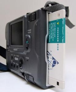 Sony MVC-FD71 Manual - camera side