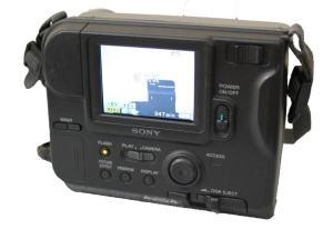 Sony MVC-FD73 Manual - camera rear side
