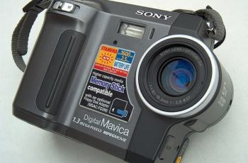 Sony MVC-FD85 Manual User Guide and Product Specification