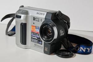 Sony MVC-FD87 Manual fro Sony's Digital Camera with Memory Stick Memory
