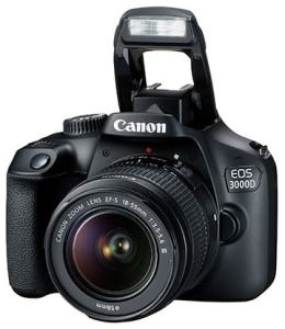 Canon EOS 3000D Review; Canon's New Entry Level DSLR camera